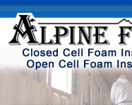 Alpine Foam - Spray Foam Insulation